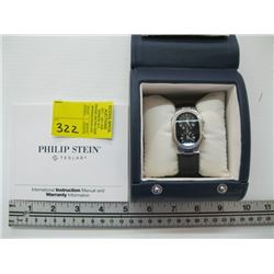 PHILLIPS STEIN TESLAR WATCH