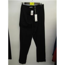 NWT PR OF BLACK VINCE PANTS (L)