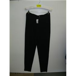 NWT PR OF MAGASCHONI BLACK PANTS (L)