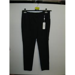 NWT PR OF AKRIS BLACK PANTS (SZ 10)
