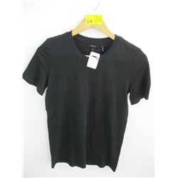 NWT THEORY BLACK T-SHIRT (L)