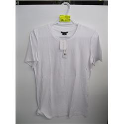 NWT WHITE THEORY T-SHIRT (L)