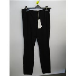 NWT PR OF DONNA KAREN BLACK PANTS (SZ 10)
