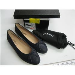 NEW PR OF CHANEL SIZE 38 1/2 SHOES