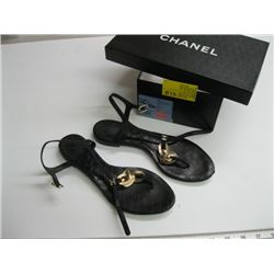 PR OF CHANEL SIZE 38 SANDALS