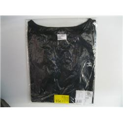 CHANEL UNIFORM TOP WITH LOGO SIZE LARGE T-SHIRT