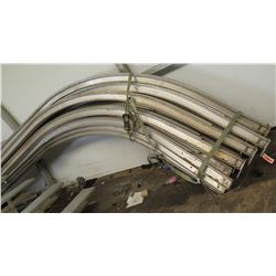 Sprung Structures Curved Tent Frame Rails
