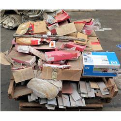 Pallet Hilti Anchor Kits, HP Laserjet Cartridge, Metal Framing & Threaded Bolts