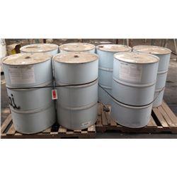 Qty 7  55 Gal Drums Rhino Linings Hybrid HD-55 450 lbs Industrial Coatings