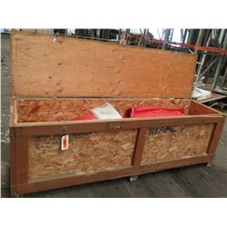 Wood Crate RES 1010 Canopy - In Crate