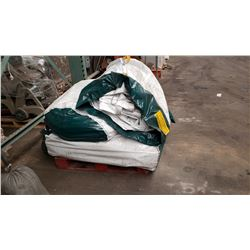 Qty 4 Large Tents In Bags -(Appear To Be In good Condition)