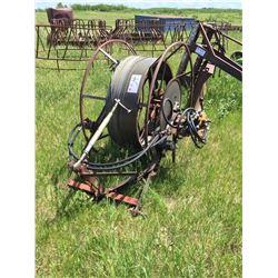 3ph Hydraulic well pump puller