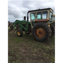 1964 JD 4020 tractor,