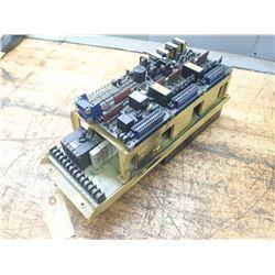 Fanuc Servo Amplifier, M/N: A06B-6058-H204