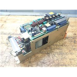 Fanuc Velocity Control Unit, M/N: A06B-6047-H002