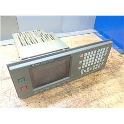 "Fanuc Series 16-M, 9"" CRT/MDI Unit, M/N: A02B-0??0-C052/MA"