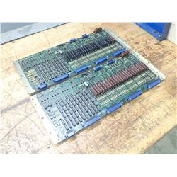 (2) Fanuc Circuit Boards, M/N: A20B-0008-0540/01A