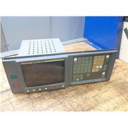 Fanuc Series 15-M, CRT/MDI Unit, P/N: A02B-0094-C021