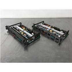 (2) FANUC A16B-1212-0871/16C POWER SUPPLY