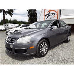 D6 --  2006 VW JETTA TDI PREMIUM , Grey , 326841  KM's