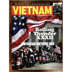 2019 Rolling Thunder Guidebook