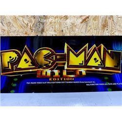 Pac-Man Casino Neon Panel 53.5cm
