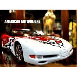 1997 Corvette pace car Revell Diecast 1:24