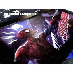 47cm Spiderman Marvel Wooden Sign