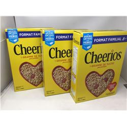 Cheerios Original (3 x 570g)