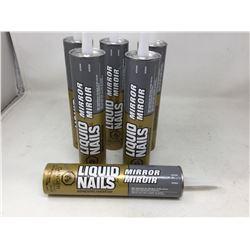 Liquid Nails Adhesive (6 x 296ml)