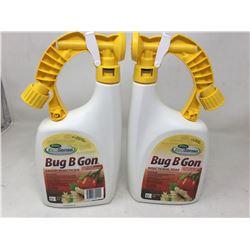 Scotts EcoSense Bug B Gone Insecticidal Soap (2 x 1L)