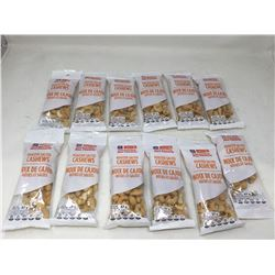 Circle K Roasted Salted Cashews (12 x 57g)