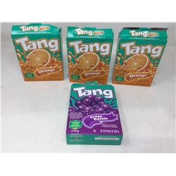 Assorted Tang Drink Crystals (4 x 3 x 2.25L)