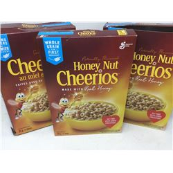 General Mills Honey Nut Cheerios (3 x 292g)