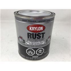 Krylon Rust Protector- Gray Primer 946ml