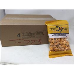 Case of 59th Street Cheddar Cheese Caramel Corn (12 x 80g)