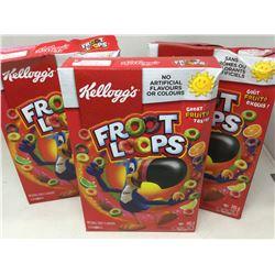 Kellogg's Froot Loops (3 x 345g)