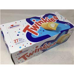 Hostess Twinkies (27 Cakes)
