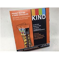 Kind Peanut Butter & Dark Chocolate Bars (12 x 40g)