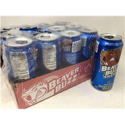 Beaver Buzz Energy Drink- Saskatoon Berry