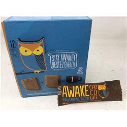 Awake Chocolate (12 x 30g) 100mg Caffeine