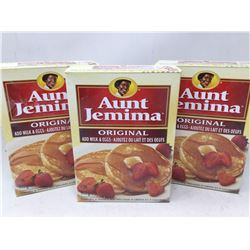 Aunt Jemima- Original (3 x 905g)