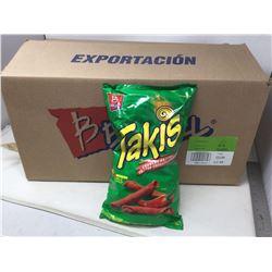 Takis Crunchy Fajitas (12 x 283g)