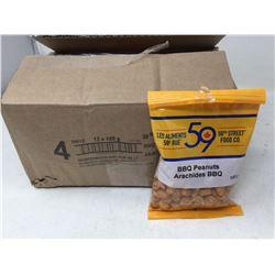 Case of 59th Street BBQ Peanuts (12 x 100g)