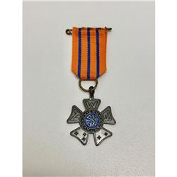 Royal Dutch League for Physical Education Medallion