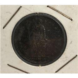 Switzerland One Franc 1969
