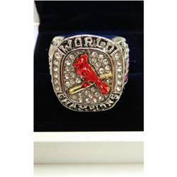St. Louis Cardinals 2011 Championship Ring