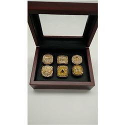 """The Champion"" Kobe Bryant Championship Ring Collection"