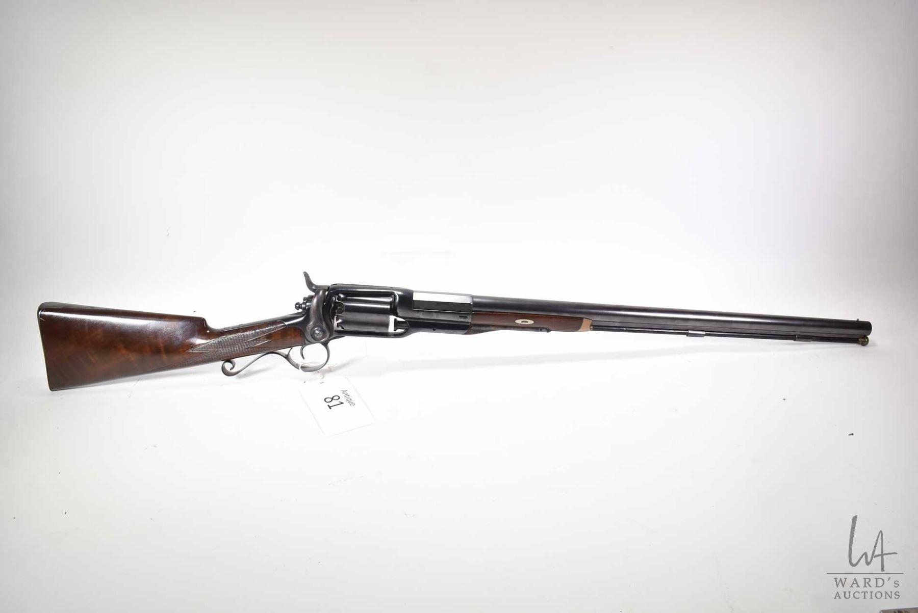 https://www.icollector.com/Antique-percussion-shotgun-Colt-model-1855-sidehammer-10-gauge-five-shot-single-action-w-bbl-leng_i37625040