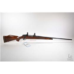 "Non-Restricted rifle Weatherby model Mark V, 7mm Magnum bolt action, w/ bbl length 26-1/2"" [Blued ba"